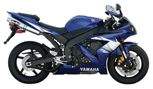 Jardine RT-1 Slip-on Exhaust System - Yamaha YZF-R1 (04-06)