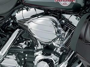 Kuryakyn Skull Air Cleaner Kits - Harley Davidson Sportster With CV Carb  (91-06)