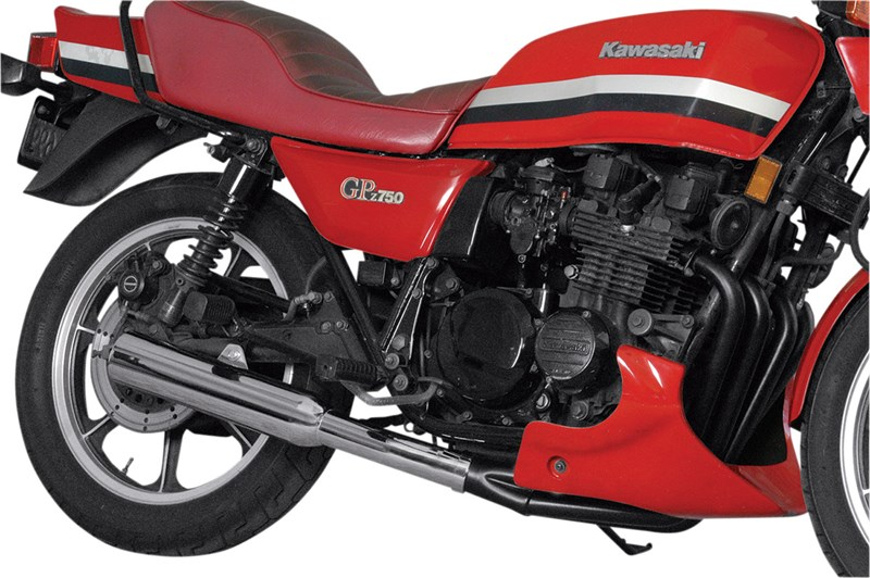 Kawasaki Ltd Exhaust
