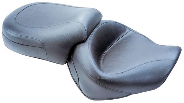 Mustang Wide Touring Seat For Honda Shadow Aero Vt1100 98 02