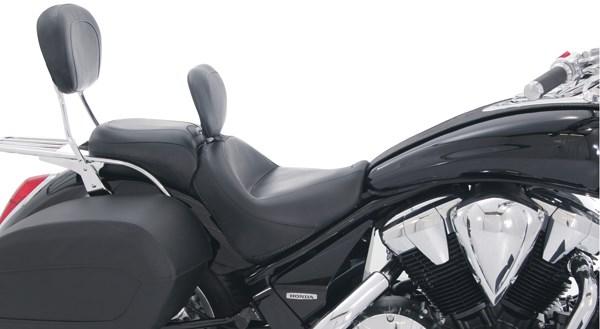Honda Fury Review >> Mustang Wide Vintage Touring Seat w/ Backrest - Honda Interstate / Stateline / Sabre
