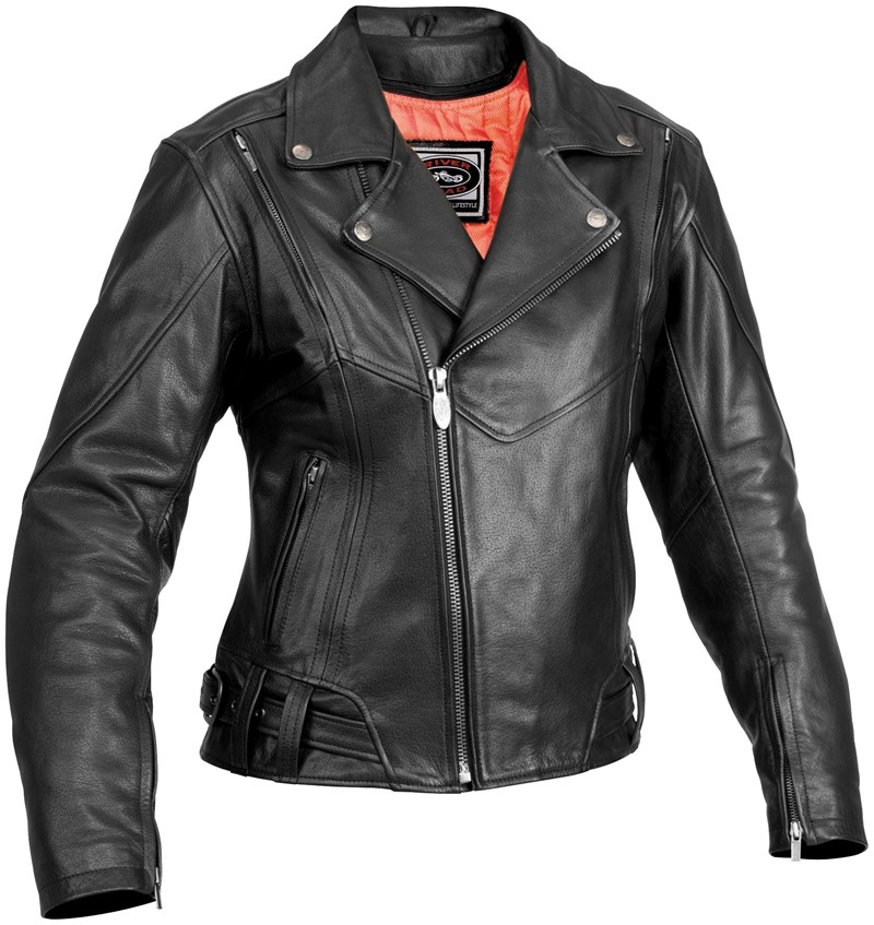 Leather Motorcycle Jackets Womens - Jacket