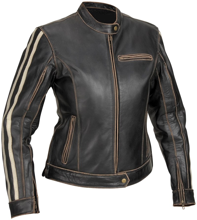 River Road Women S Dame Vintage Leather Jacket 25