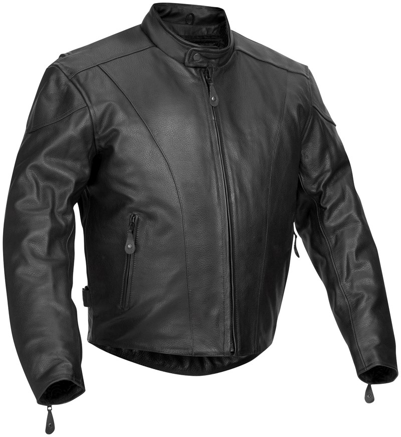 River Road Race Leather Jacket