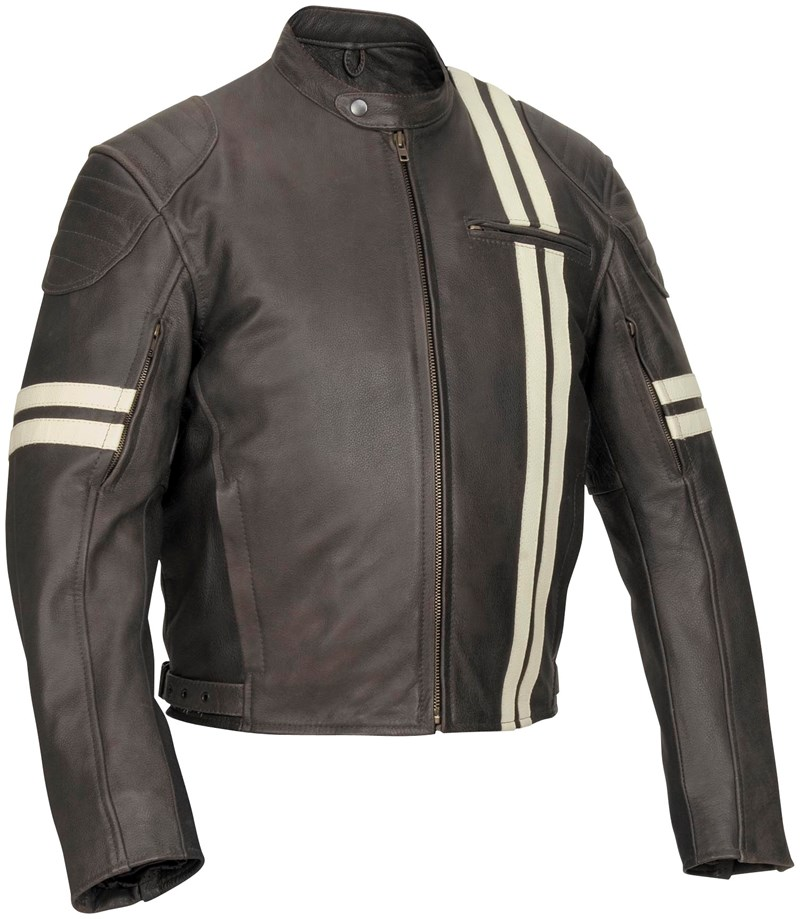 Vintage Motorcycle Leather 41