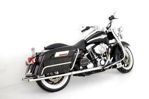 Samson 3 Silver Bullet 30 Drag Pipe Slip On 1 7 8 Ler Harley Davidson Dresser