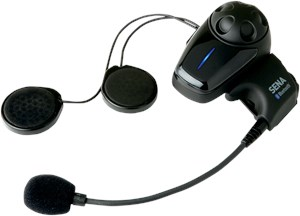Sena SMH10-10 Bluetooth Helmet Headset w/ Boom Mike