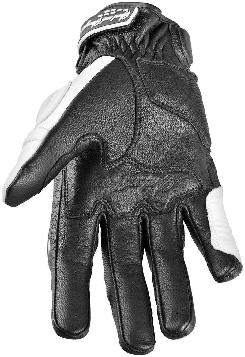 Womens leather motorcycle riding gloves - Womens Leather Motorcycle Riding Gloves 18
