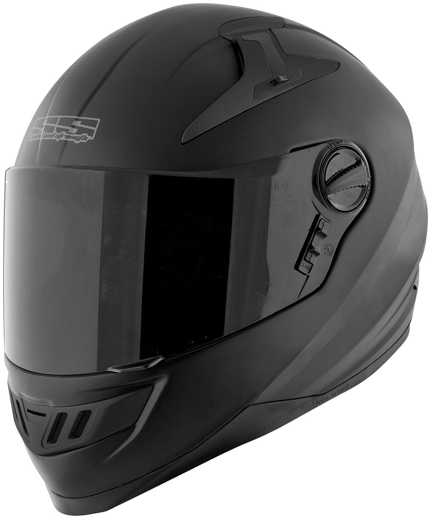 Cool Black Motorcycle Helmets