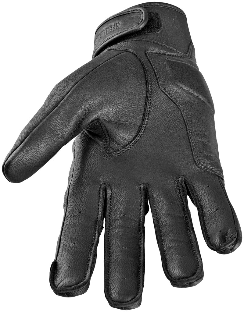 Motorcycle leather gloves india - Sd Strength Strip Search Leather Motorcycle Gloves