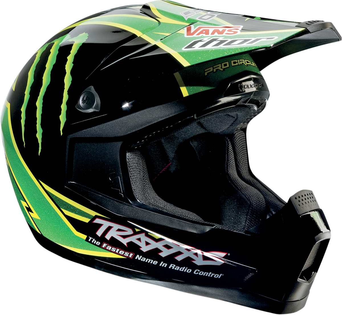 thor monster energy quadrant pro circuit off road motorcycle helmet. Black Bedroom Furniture Sets. Home Design Ideas