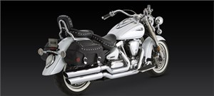 Vance & Hines Big Shots Exhaust - Yamaha Road Star 1600 / 1700