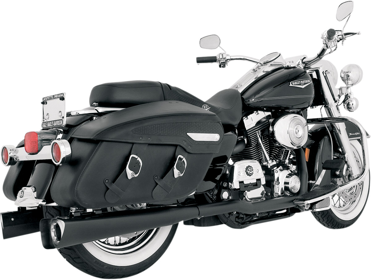 Vance & Hines Competition Series Black Slip-On Mufflers