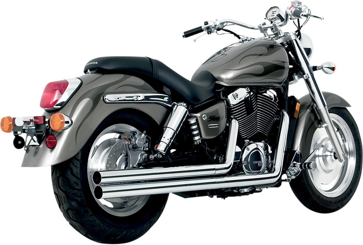 Vance & Hines Longshots Exhaust - Honda Shadow Sabre ...