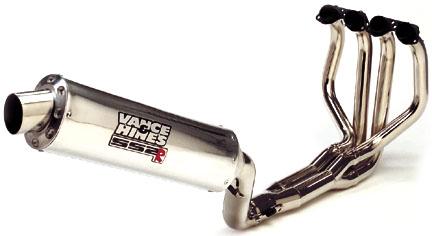 Vance Amp Hines Ss2 R Exhaust System Suzuki Gsxr 1100 89 92
