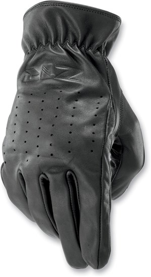 Z1R Streamline Leather Motorcycle Gloves