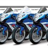 Zero Gravity Double Bubble Windscreen - Suzuki GSX-R600 / 750 (2011)