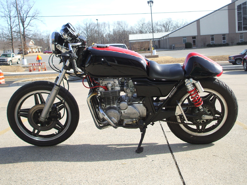 cafe racer bike options.. - '75 honda cb400 super sport - thoughts?